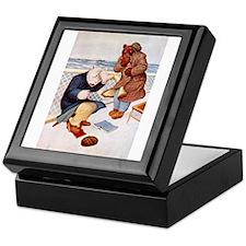 Roosevelt Bears Get Seasick Keepsake Box
