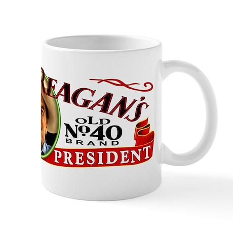 Ronald Reagan's - No. 40 Mug