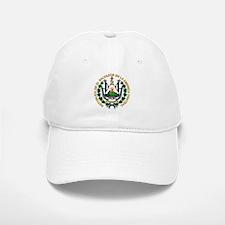 El Salvador Coat of Arms Cap