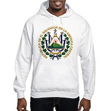 El Salvador Coat of Arms Hoodie