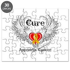 Cure Appendix Cancer Puzzle