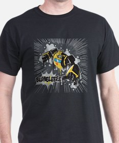 Transformers Comic Bumblebee T-Shirt