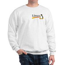 Linux Logo Sweatshirt