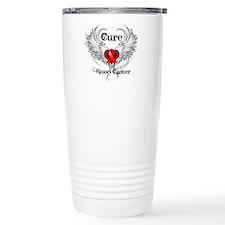 Cure Blood Cancer Travel Mug