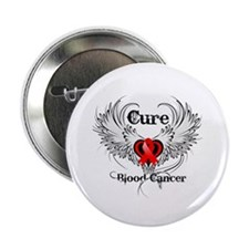 "Cure Blood Cancer 2.25"" Button (10 pack)"