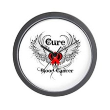 Cure Blood Cancer Wall Clock