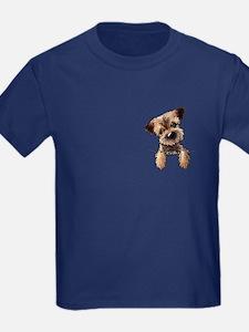 Pocket Border Terrier T