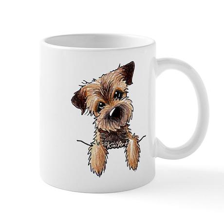 Pocket Border Terrier Mug