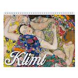 Gustav klimt Calendars