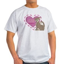 Valentine Pet T-Shirt