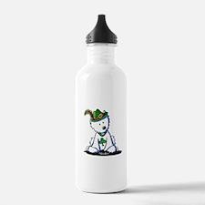 St. Patrick Westie Water Bottle