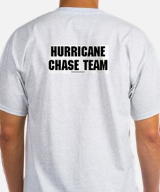 Louisiana Hurricane Chase Team Ash Grey T-Shirt