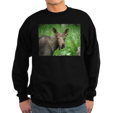 Bull Moose #03 Sweatshirt (dark)