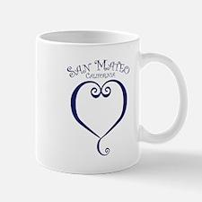 San Mateo LOVE Mug