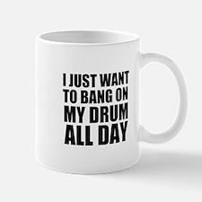 Bang On My Drum Mug