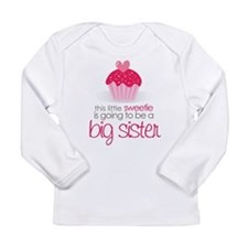 sweetie big sister Long Sleeve T-Shirt