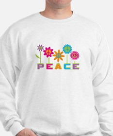 Unique Peace and anti war Sweatshirt
