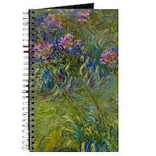 Monet - Agapanthus Journal