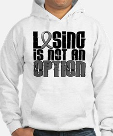 Losing Is Not An Option Parkinsons Hoodie