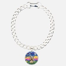 Twilight - Yorkie #17 Charm Bracelet, One Charm