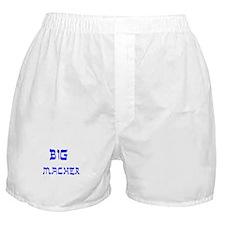 YIDDISH BIG MACHER Boxer Shorts