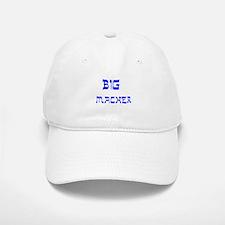 YIDDISH BIG MACHER Baseball Baseball Cap