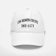 USS DeSoto County Baseball Baseball Cap