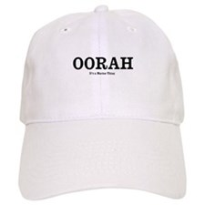 OORAH (Marine Pride_ Baseball Cap