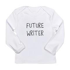 Future Writer Long Sleeve Infant T-Shirt