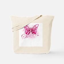 Survivor - Breast Cancer Tote Bag
