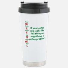 Coffee Problem Funny Coffee S Stainless Steel Trav