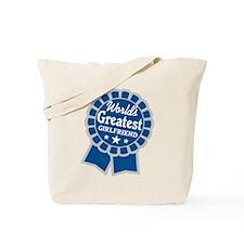 World's Greatest - Girlfriend Tote Bag
