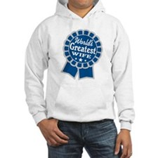 World's Greatest - Wife Hoodie