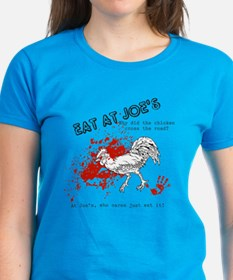 Why did the chicken cross the road Tee