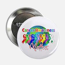 """World Cancer Awareness Matter 2.25"""" Button"""