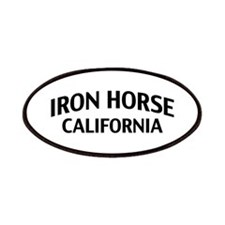 Iron Horse California Patches