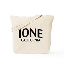 Ione California Tote Bag