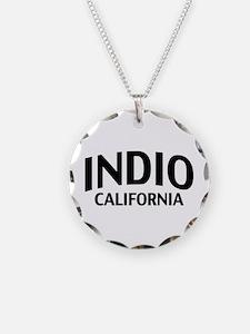 Indio California Necklace