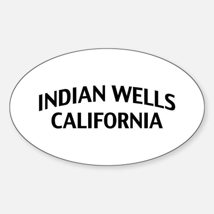 Indian Wells California Decal