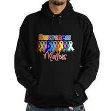 Ribbon Awareness Matters Hoody