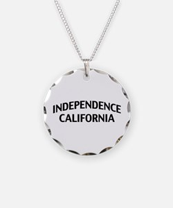 Independence California Necklace