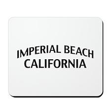 Imperial Beach California Mousepad