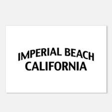 Imperial Beach California Postcards (Package of 8)