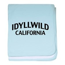 Idyllwild California baby blanket
