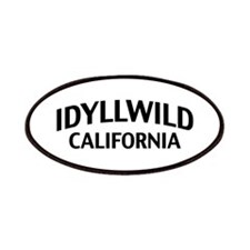 Idyllwild California Patches