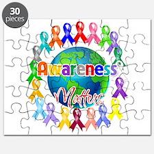 World Awareness Matters Puzzle