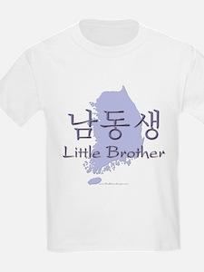 cKoreaLilBroMap8x8p T-Shirt