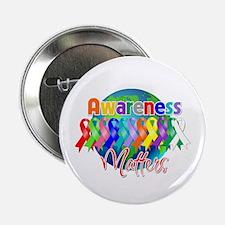 "Globe Awareness Matters 2.25"" Button"