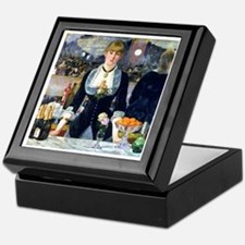 Manet - Folies Bergere Keepsake Box