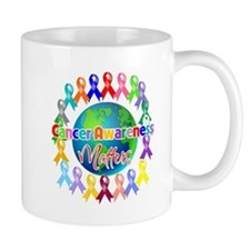 Cancer Awareness World Mug
